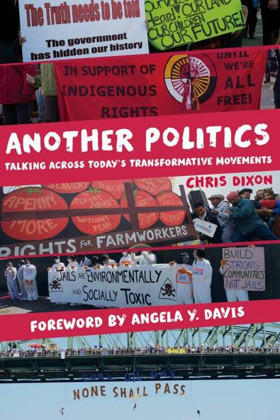 Event post for 'Another Politics: Talking Across Today's Transformative Movements'.